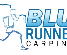 Progetto Logo Blue Runners